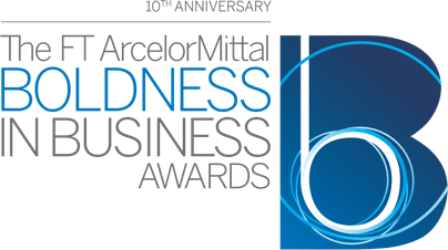 10th Anniversary FT ArcelorMittal Boldness in Business Awards