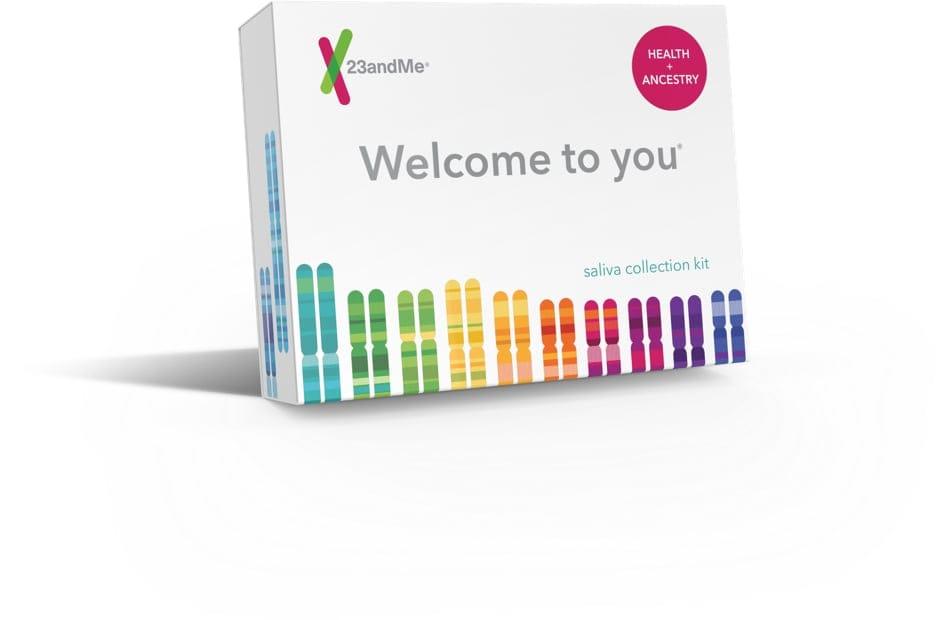 Health + Ancestry Service Kit